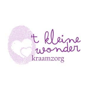 't Kleine Wonder - Geboortezorg Lelystad - logo 't Kleine Wonder Kraamzorg