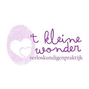 't Kleine Wonder - Geboortezorg Lelystad - logo 't Kleine Wonder Verloskundigepraktijk
