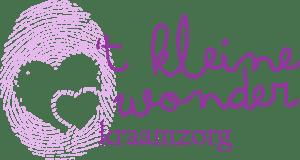 't Kleine Wonder - Kraamzorg Lelystad - Logo