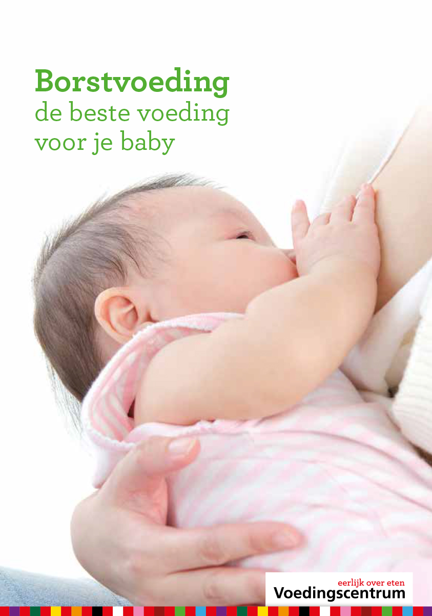 't Kleine Wonder - Verloskundigenpraktijk Lelystad - Folder Borstvoeding