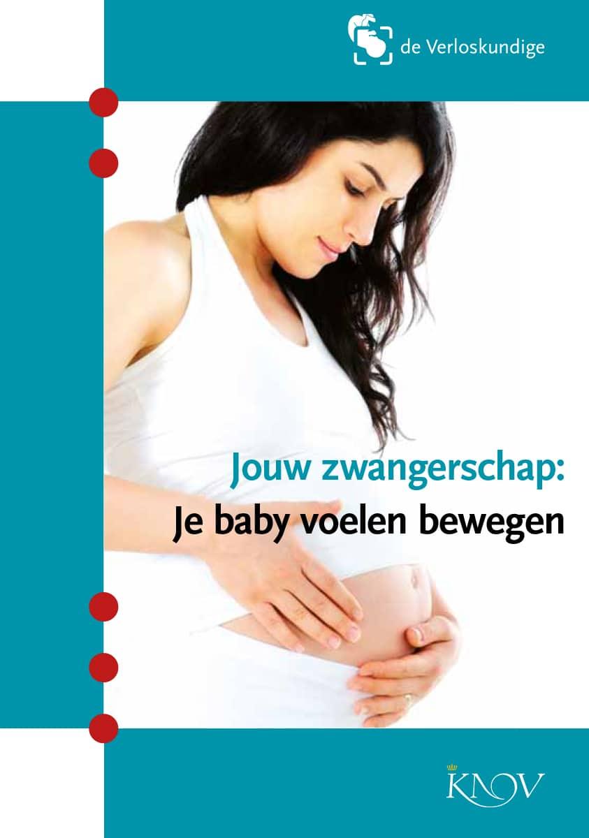 't Kleine Wonder - Verloskundigenpraktijk Lelystad - Folder Je baby voelen bewegen